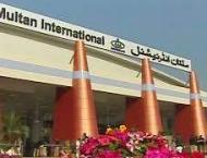 Passenger with drug held at airport in Multan