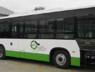 Lahore Transport Company providing green cards to students