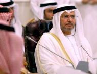 Gargash meets UN Special Envoy for Yemen
