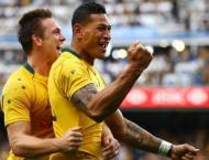 RugbyU: Argentina team to play Australia
