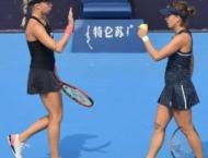 Czech 'Angry Birds' of tennis together at last