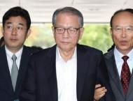 Ex-chief of staff to Park sentenced to 1 1/2-year term in 'whitel ..