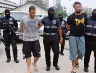 Malaysian Police Arrest 8 People Suspected of Links to Terrorism  ..