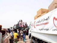 ERC food aid reaches over 230,000 Yemenis in 10 days