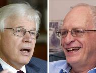 Previous Nobel economics prize winners