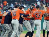 Baseball: Results on Monday from the Major League Baseball playof ..