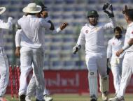 Cricket: Pakistan vs Australia 1st Test scoreboard