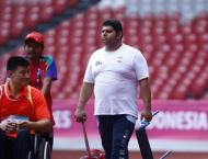 Iran javelin throwers get gold, silver in Asia Para 2018