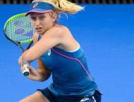 Frustrated Gavrilova through to quarter finals after tough win