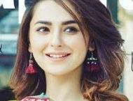 Hania Amir gives a shout out to strong girls fighting their battl ..