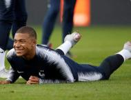 Mbappe is Time magazine's 'Future of Soccer'