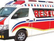 Seven passengers killed in vans collision in Muzaffargarh