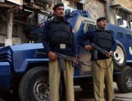 Guard commits suicide in Karachi