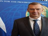 Accusations Against Russia of Plotting Cyberattacks on OPCW Groun ..