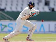 India 80-1 at lunch in second West Indies Test