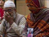 Zainab's mother wants convict to be hanged where he murdered da ..