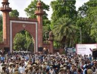 Suspended AMU Kashmiri students charged under sedition