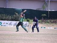 Sri Lankan Army team beat PAK Army in Miranshah Cricket by 31 run ..