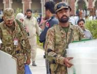 All arrangements for by-polls finalized in Lahore