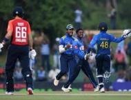 Cricket: England v Sri Lanka 2nd ODI scoreboard