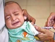 12-day measles vaccination campaign from Monday in Sargodha