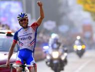 France's Pinot wins Tour of Lombardy
