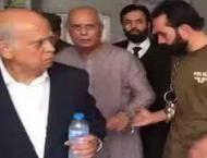 Dr Mujahid production in handcuffs: Chief Justice of Pakistan acc ..