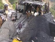 Two workers killed as coal mine collapse in Darra Adamkhel