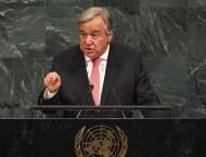 UN chief slams polls-related attacks in Afghanistan