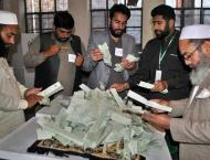 Pakistan Muslim League-Nawaz (PML-N)  won two seats in Faisalabad ..