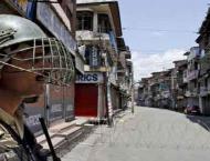 Shutdown in poll-bound areas of IOK tomorrow