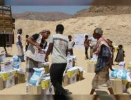 Over 315,00 Yemenis benefit from UAE food aid in 15 days across e ..