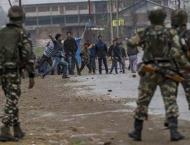 All Parties Hurriyat Conference (APHC) condemns fresh arrest spre ..