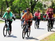 Bicycling may help ward-off bad impact of auto emission, climate  ..