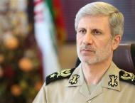 Iranian Defense Minister Slams US for Imposing Sanctions on Tehra ..