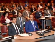UAE presents sustainable development experience at IPU meetings