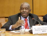 WTO Deputy Chief Urges Member States to Engage on Reforms