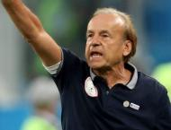 Nigeria coach Rohr expects tough Libya rematch