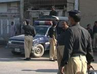 Three alleged dacoits held with weapons, foreign currency in Chag ..