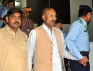 Islamabad Secretariat police arrest Mansha Bomb