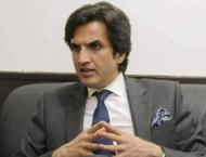 Chinese minister for agriculture calls on Khusro Bakhtyar
