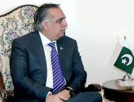 Governor Sindh, State Minister discuss steps for socio-economic u ..