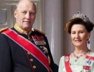 Norwegian royal couple visit Beijing, discuss China's winter spor ..