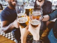 Prost, ganbei, cheers: Climate change means less beer