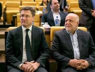 Novak, Zanganeh Discuss Russia-Iran Energy Cooperation