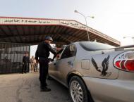 Syrian economic delegation arrives at Jaber crossing