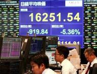European, US equities defy Asian slide 15 Oct 2018
