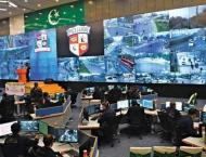Punjab Safe Cities Authority headquarter releases law & order sta ..