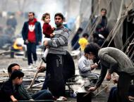 IS Terrorists Attack refugee Camp in Syria, Take 700 People Hosta ..