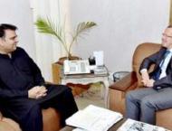 German ambassador lauds govt initiative to prioritize health, edu ..